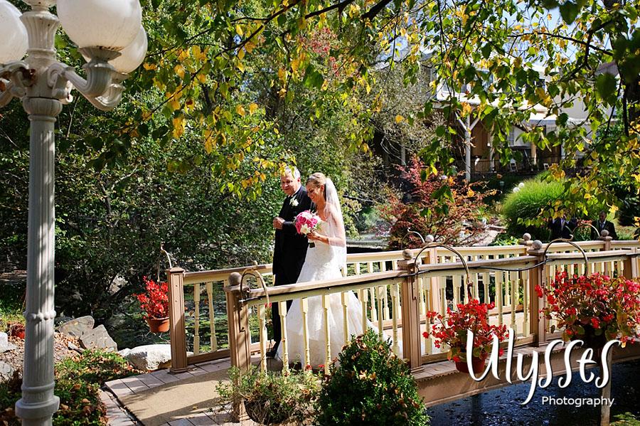 Catlin gardens wedding