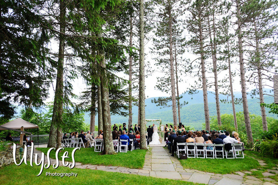 Rebekah Harry S Onteora Mountain House Wedding 187 New