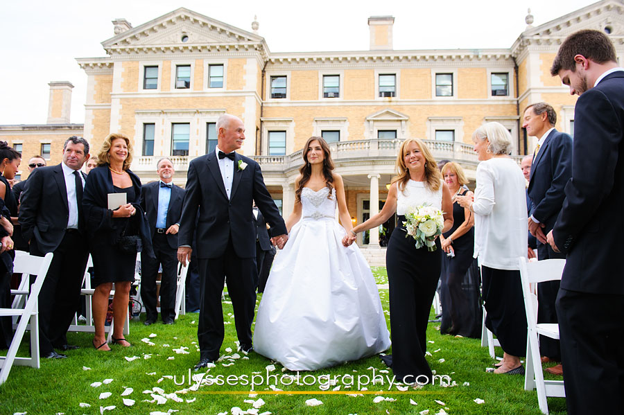 wedding was timeless and classic and yet it was also so much more there are few places as stately romantic and palatial as sleepy hollow country club