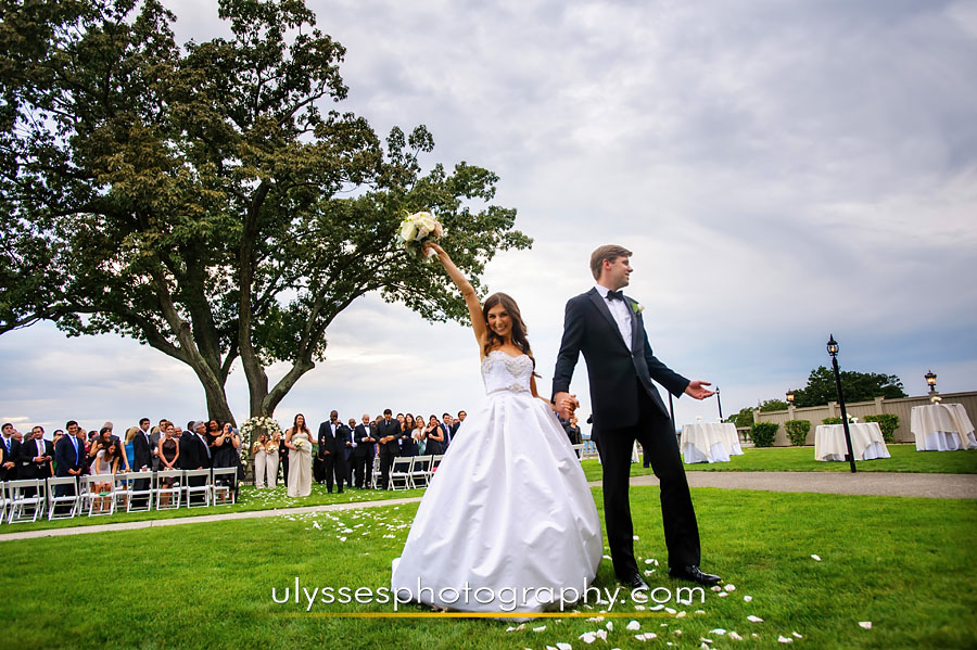 jen bens wedding at sleepy hollow country club